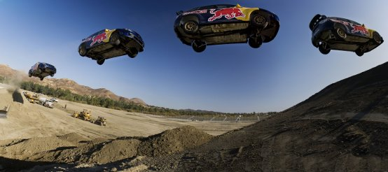 Un salto nel 2010. Red Bull: New Year. No Limits