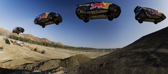 Un salto nel 2010. Red Bull: New Year. No Limits