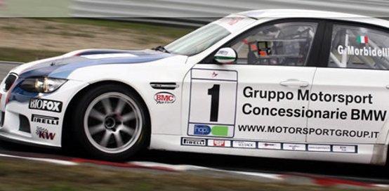 Roberto Ravaglia entusiasta del programma sportivo 2010 di ROAL Motorsport