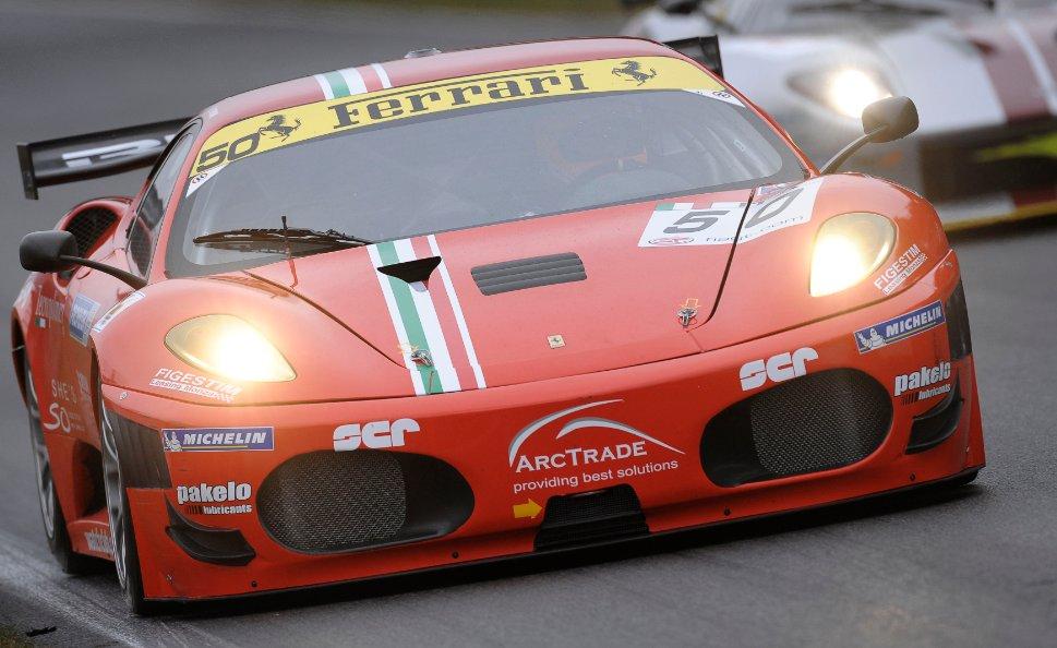 AF Corse presenta il programma 2010. Fisichella e Alesi in pista con la F430 GTC