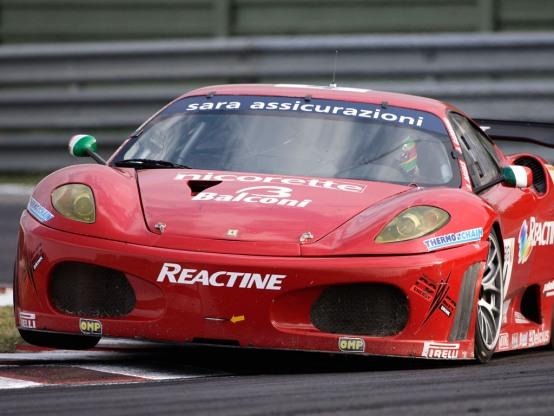 Un test GT per i giovani del Ferrari Challenge