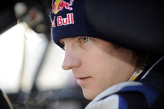 Niente test per Räikkönen prima del Rally del Messico