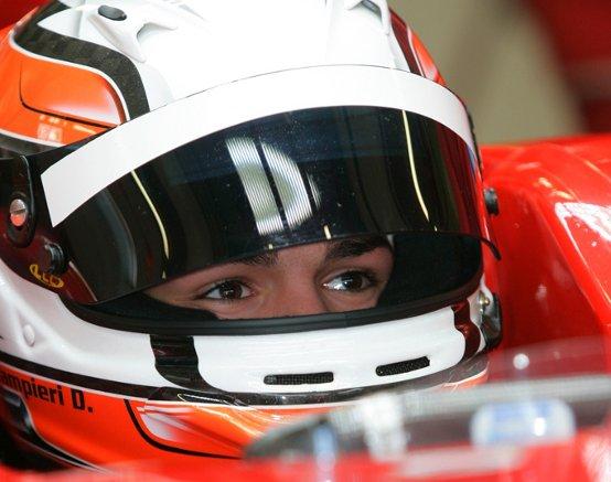 Daniel Zampieri selezionato per il Ferrari Drivers Accademy