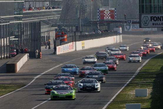 Monza: Ferrari Challenge di nuovo protagonista
