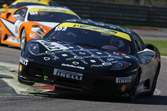 Ferrari Challenge: Sernagiotto e Baron trionfano a Monza