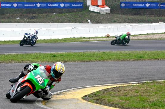 MiniGP 2010: riparte la corsa al tricolore. Trionfo Honda nella Junior 50