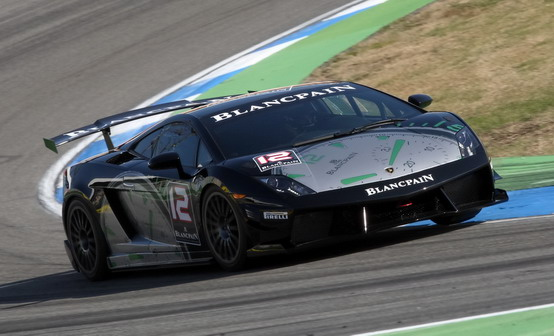 Lamborghini Blancpain Super Trofeo 2010: Hayek e Kox sbancano Hockenheim