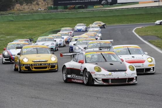 Targa Tricolore Porsche: da sabato parte la competizione a Le Castellet