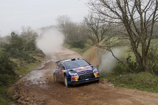 WRC 2010: Loeb ed Elena trionfano in Turchia