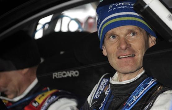 Gronholm rinuncia al Rally del Portogallo