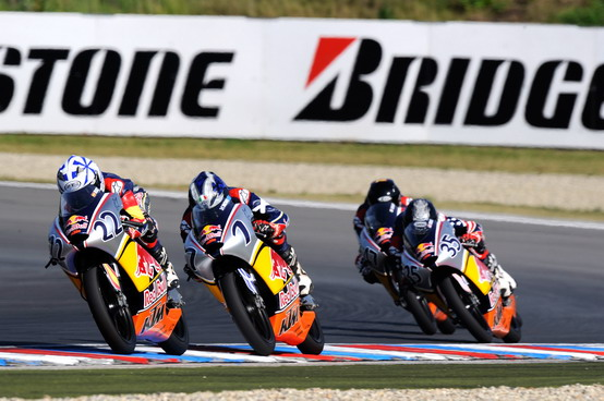 Red Bull MotoGP Rookies Cup: iniziati i test pre-stagione a Valencia