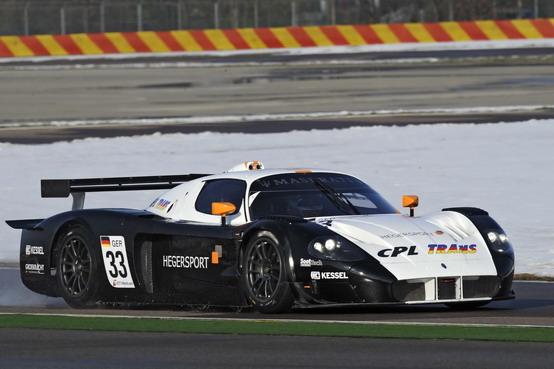 Mondiale GT1: Maserati MC12 all'assalto del titolo iridato ad Abu Dhabi