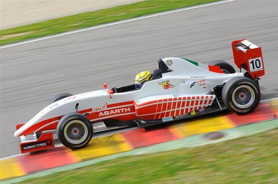 Formula ACI-CSAI Abarth 2010: partono le gare dal circuito di Misano