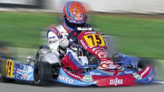 Campionato Europeo KZ1 e KZ2: si parte sul Circuito Internazionale di Sarno