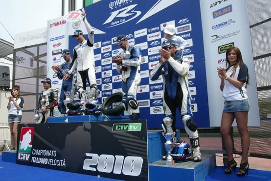 Yamaha RSeries Cup: Russo e Pratichizzo sugli scudi nella prima prova della stagione
