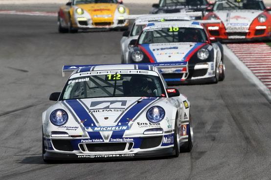 Carrera Cup Italia: nel weekend motori rombanti a Brno
