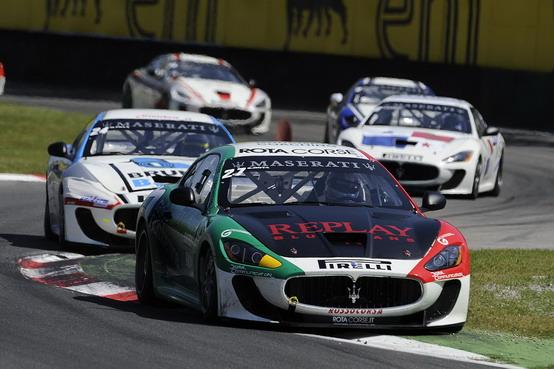 Trofeo Maserati: Stefano Rota è il primo leader della classifica