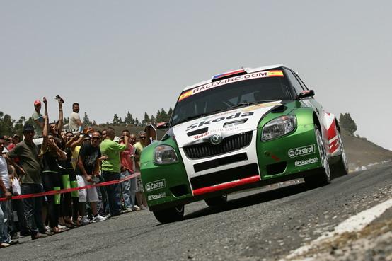 Rally Challenge 2010: Skoda domina nel Rally delle Canarie