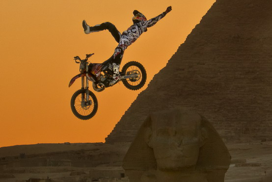 Red Bull X-Fighters 2010: da domani si parte all'ombra delle piramidi