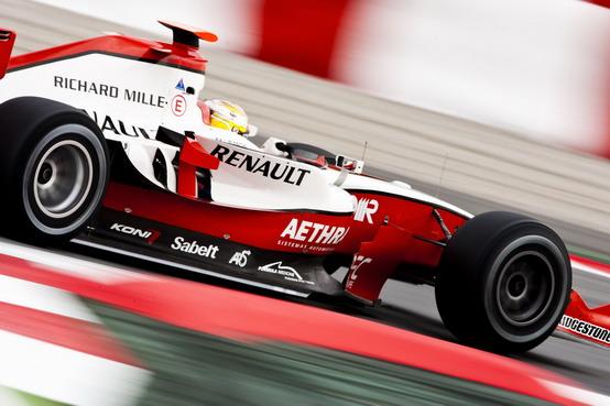 Ferrari: esordio deludente dei piloti della Driver Academy in Gp2 e Gp3