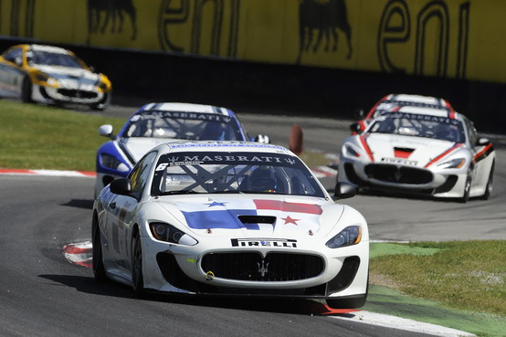 Trofeo Maserati: da sabato si corre in Belgio per la seconda prova
