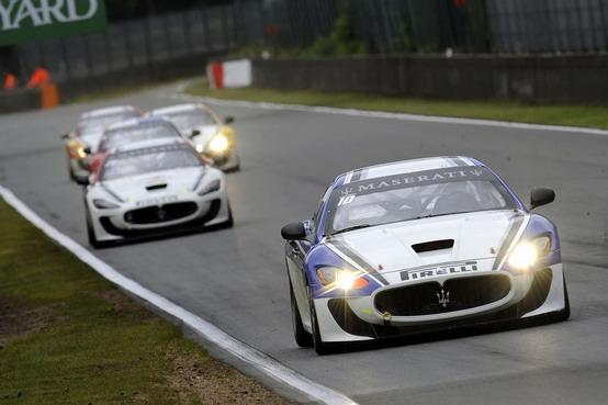Trofeo Maserati GT: Nick Pastorelli sbanca il circuito di Zolder