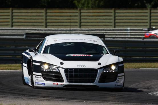 GT: a Magione trionfano Ferrari, Porsche e Lamborghini. Solo terze le Audi