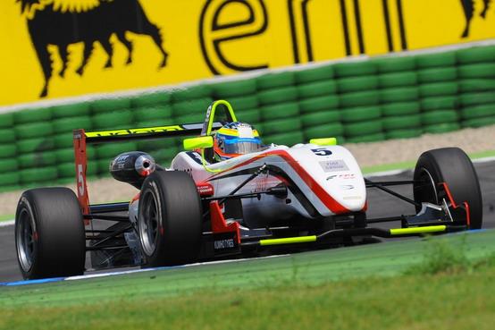 Formula 3: il campionato italiano sbarca a Hockenheim