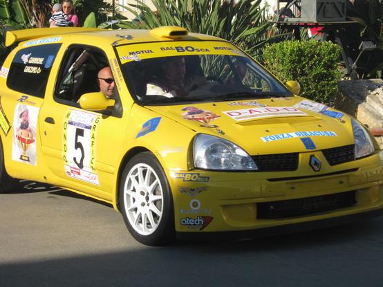 Rally di Siracusa Maremonti: vittoria di Marco Runfola