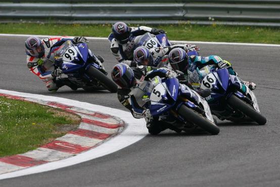 Yamaha R Series Cup, tutto pronto per le sfide sul circuito del Mugello