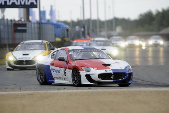 Trofeo Maserati GT: motori rombanti nel weekend sul circuito di Brands Hatch