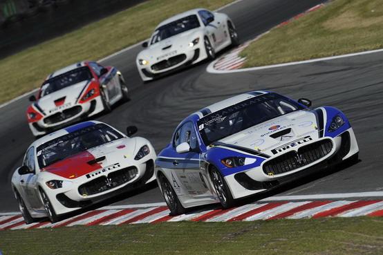 Trofeo Maserati: nel weekend si corre a Brno per la quarta gara