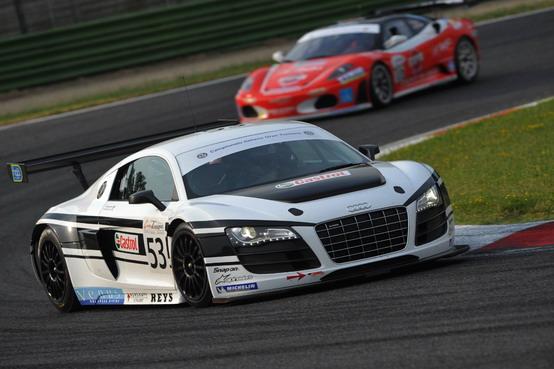 GT3: vittoria al cardiopalma di Audi sul circuito del Santerno