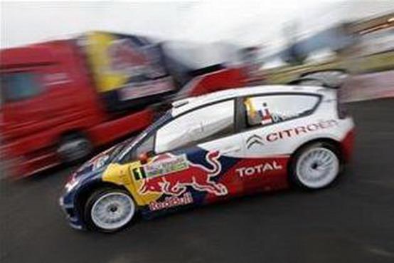 Rally: Loeb ed Elena vincono la tappa bulgara del Mondiale