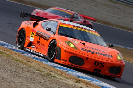 American Le Mans Series: Fisichella scalpita a Salt Lake City