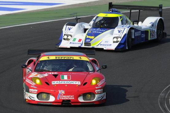 Le Mans Series: Lieb e Lietz su Porsche vincono la prova dell'Hungaroring