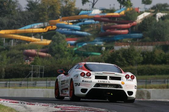 Ferrari Racing Days, dal 3 al 5 settembre in pista sull'Hungaroring