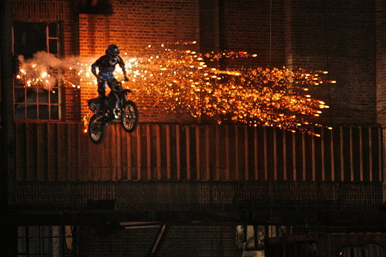 Red Bull X-Fighters: Flaminio tutto esaurito per il World Tour
