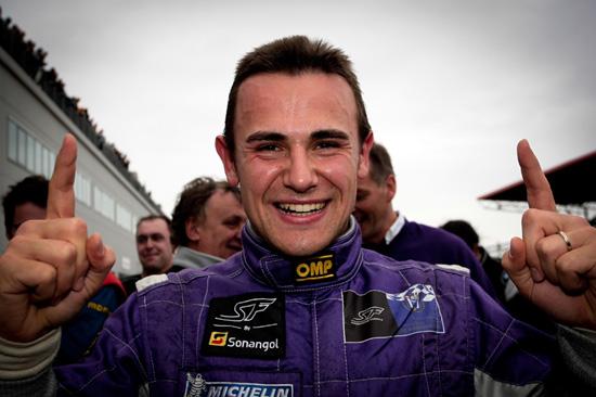 """Davide Rigon """"Ora voglio la Formula 1"""""""