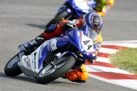 Yamaha R125 Cup: Savio, Furini e Fackl conquistano i rispettivi titoli