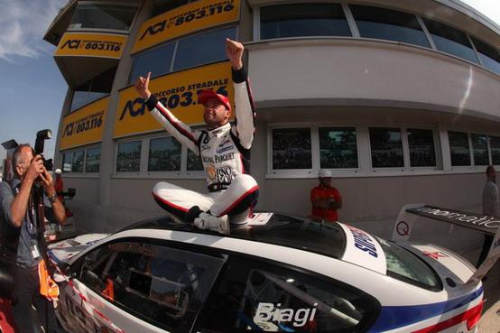 Superstars 2010: Thomas Biagi è il nuovo Campione italiano
