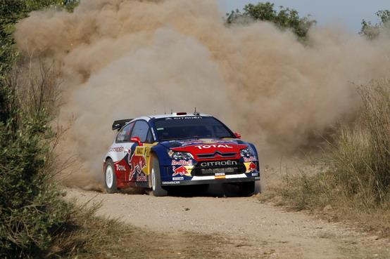 WRC 2010: ancora una vittoria in Spagna per Loeb ed Elena