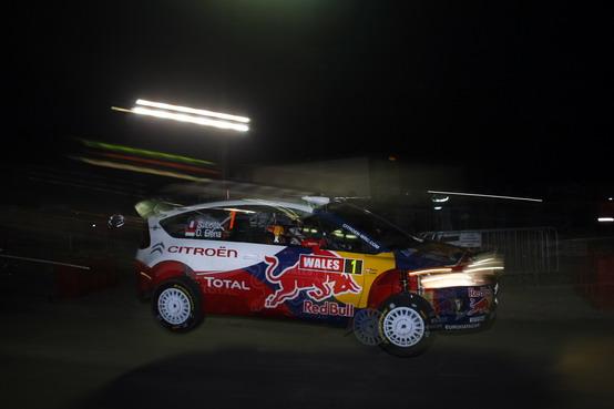 WRC 2010: Loeb ed Elena conquistano anche il Rally di Gran Bretagna