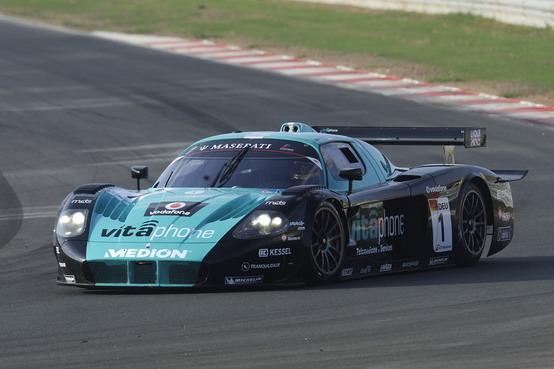 Mondiale GT1: Maserati in Brasile per conquistare il titolo