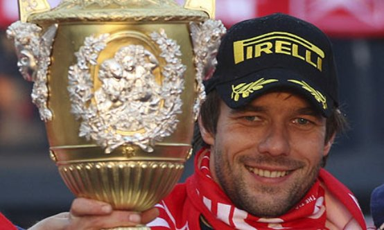 Loeb rinuncia alla Formula Uno