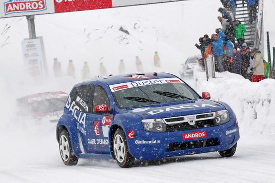 Trofeo Andros: Alain Prost vince a Val Thorens ed è leader della classifica