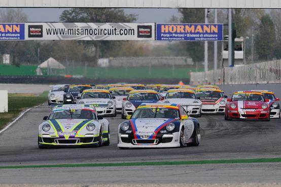 Porsche Targa Tricolore: presentato il calendario per la stagione 2011