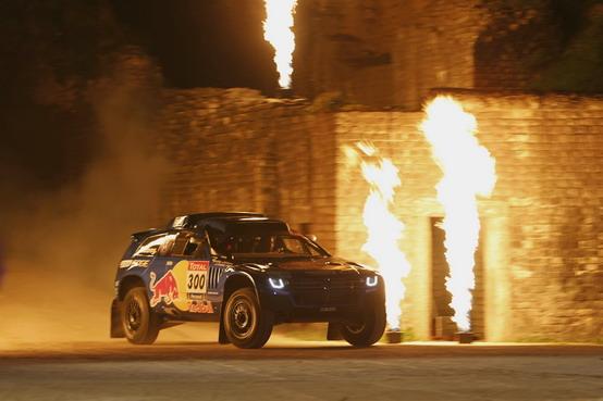 Dakar 2011: Volkswagen Touareg all'assalto della vittoria finale in Sudamerica