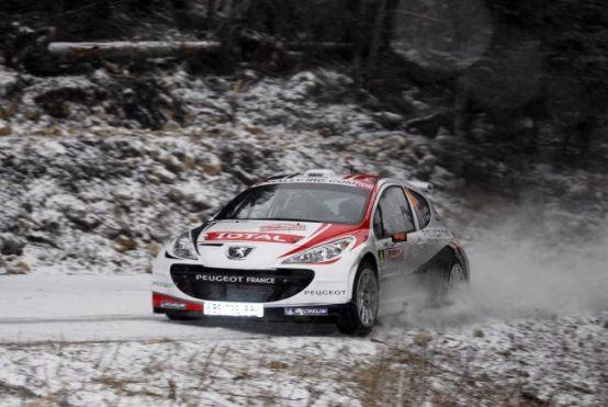 IRC: Bouffier trionfa al Montecarlo