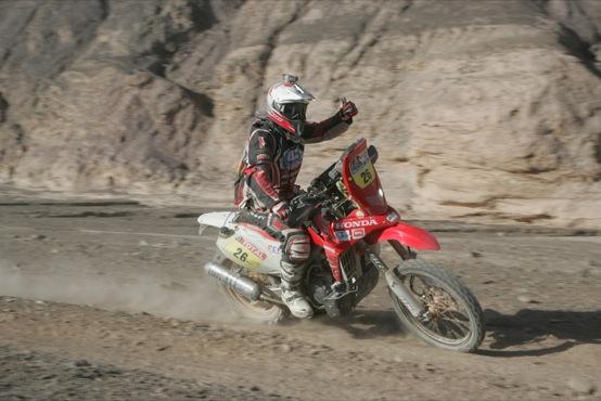 Dakar 2011: Despres sbaglia e Coma ne approfitta. Sainz si insabbia e dice addio alla vittoria